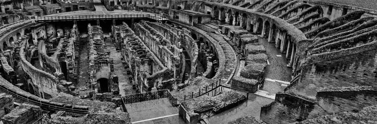 Josef Koudelka colosseo roma