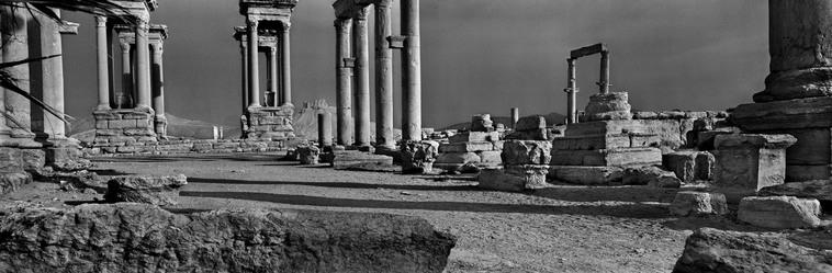 Josef Koudelka palmira siria