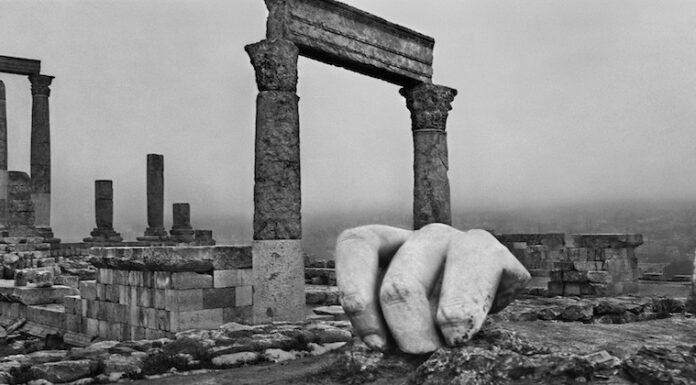 Josef Koudelka radici mostra roma