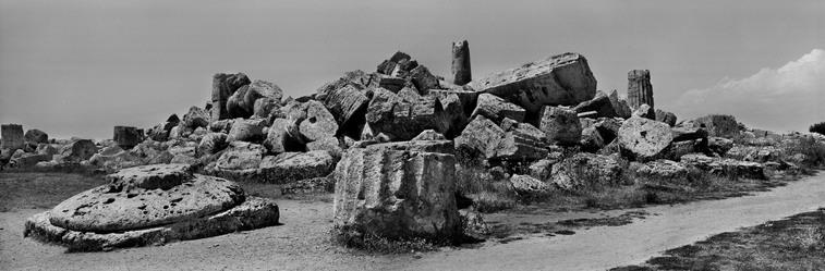 Josef Koudelka selinunte sicilia