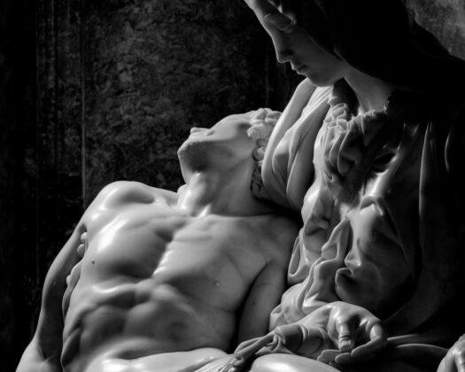 Aurelio Amendola La Pieta Michelangelo roma