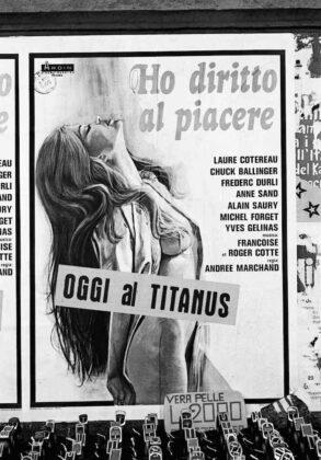 Marialba Russo manifesti film luci rosse diritto piacere