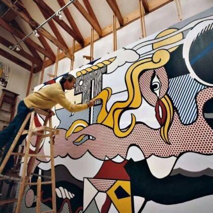 Roy Lichtenstein Aurelio Amendola
