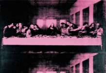 Warhol Andy The Last Supper