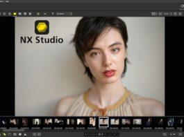 Nikon NX Studio software