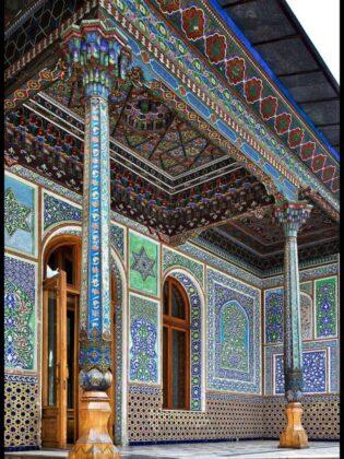 Casa Ambasciatore Tashkent 2009 Elio Ciol