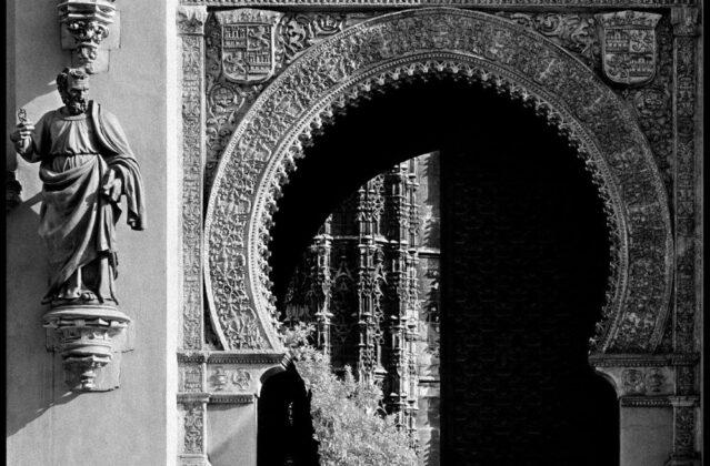 Cattedrale di Siviglia 1994 Elio Ciol