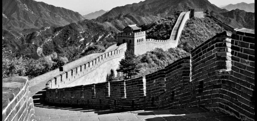La Grande Muraglia 1998 Elio Ciol