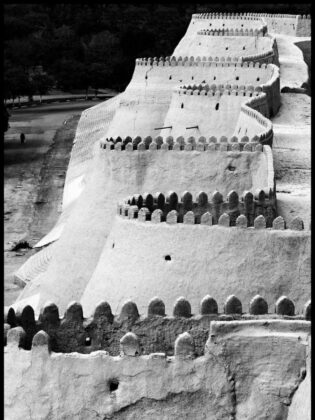 Le Mura di Khiva 2009 Elio Ciol