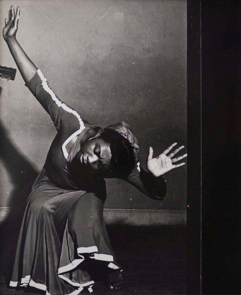 Lisette Model Pearl Primus New York 1943