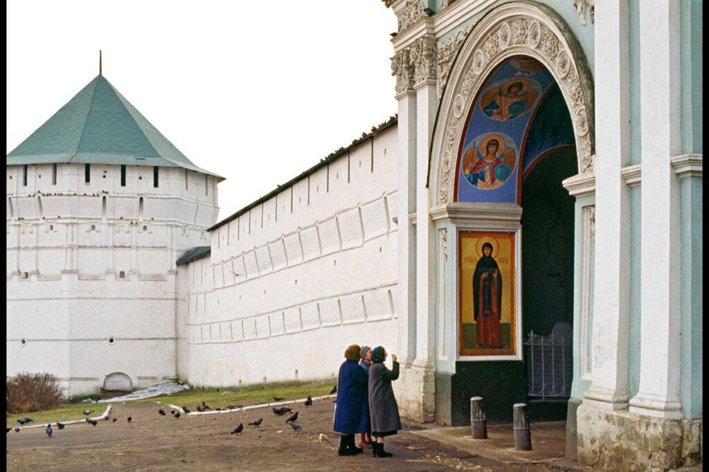 Monastero di Zagorsk A 1985 Elio Ciol