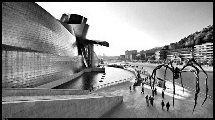 Museo Guggenheim Bilbao 2007 Elio Ciol