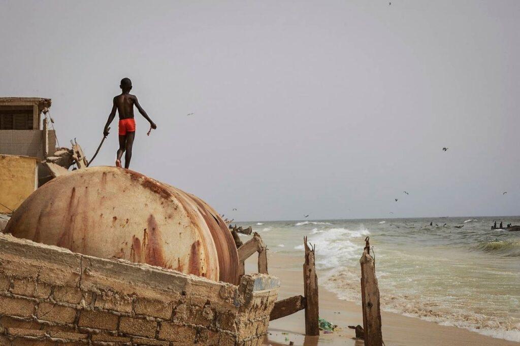 Nicky Woo Coastal Erosion
