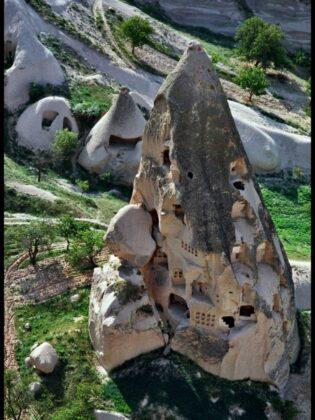 Orthaisar Cappadocia 1983 Elio Ciol