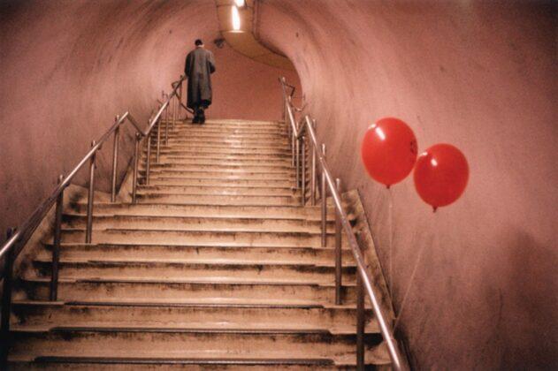 marco pesaresi King Cross St Pancras Londra 1995