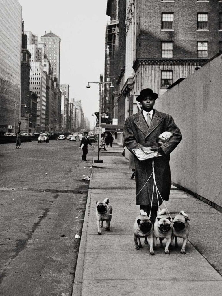 mario de biasi new york 1956