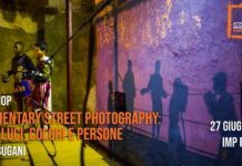 workshop documentary street photography padova