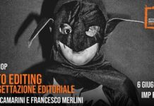 workshop photo editing e progettazione editoriale