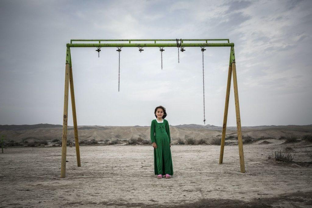 Unpublished photo 2021 Farnaz Damnabi