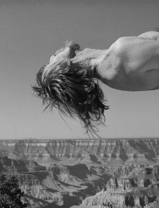 Arno Rafael Minkkinen Grand Canyon Arizona 1995