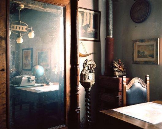 Casa Lenin simonazzi mostra reggio emilia