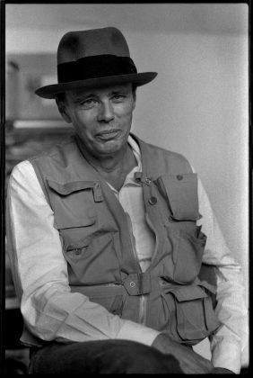 Joseph Beuys Renato Corsini 1980