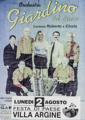 Paolo Simonazzi Orchestra Giardino del Liscio