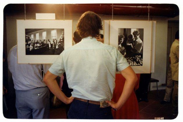 Prima edizione Portfolio in Piazza Luce in archivio