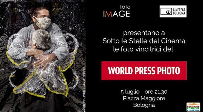 Le foto che hanno vinto il World Press Photo 2021 proiettate a Bologna