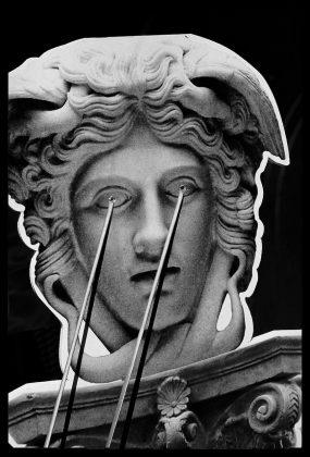 Federico Clavarino mostra torino Medusa dalla serie The Castle