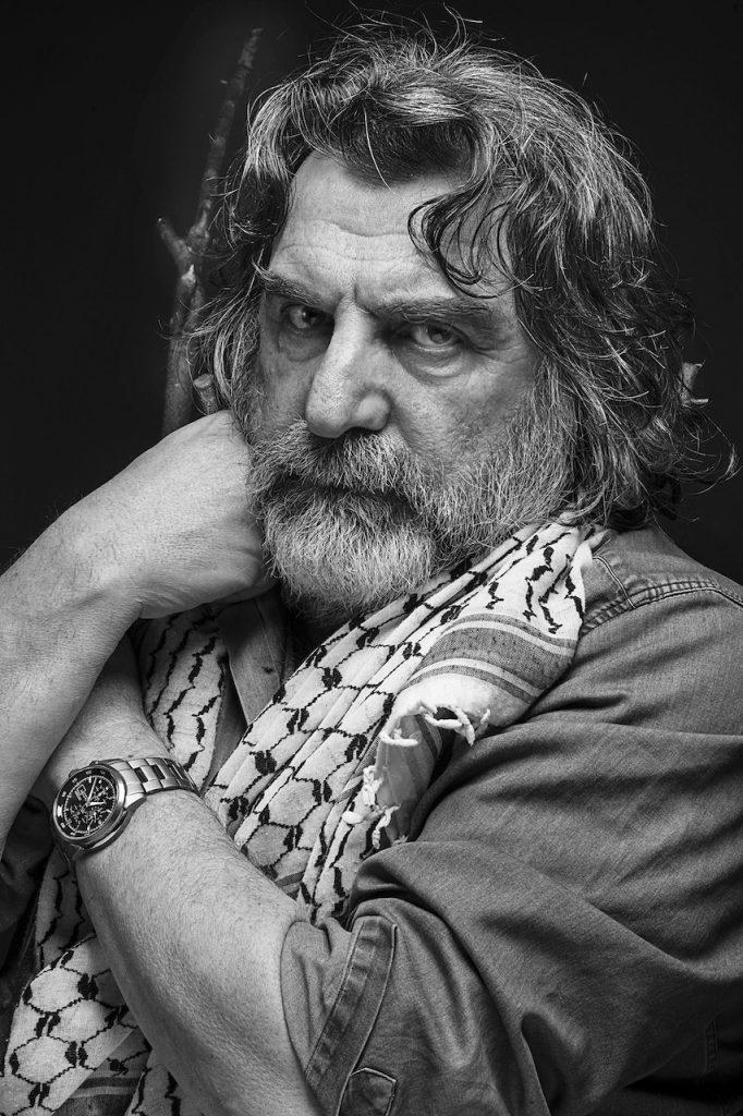 Francesco Cito ritratto da Antonio Zanata