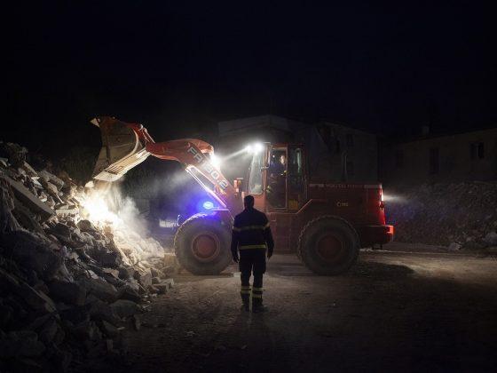 TerraProject terremoto italia centrale
