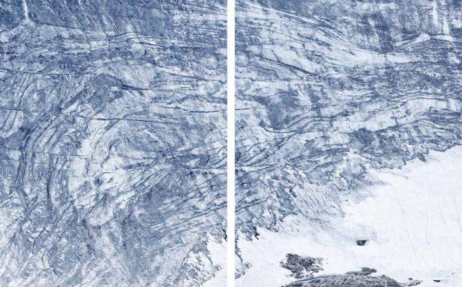 Walter Niedermayr mostra torino Les deux Alpes