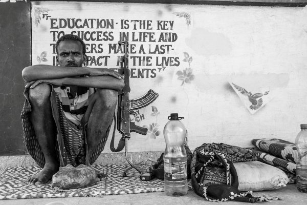 2017 Etiopia Western Hararge Education is the key