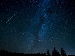 fotografare stelle cadenti