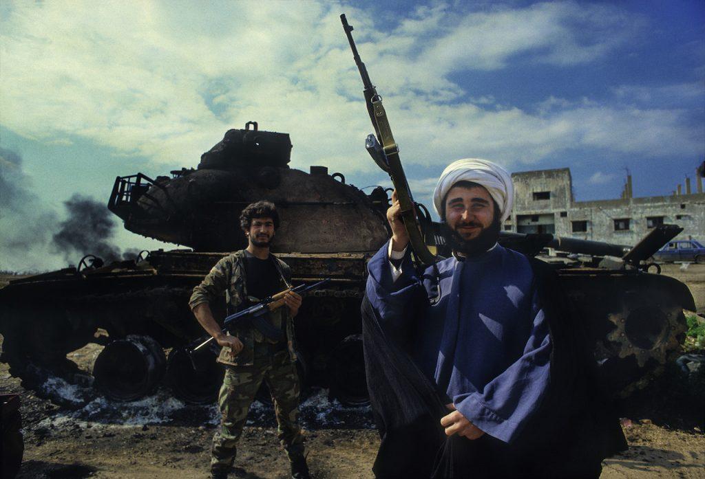 Francesco Cito Lebanon Beirut a Mullah 1984