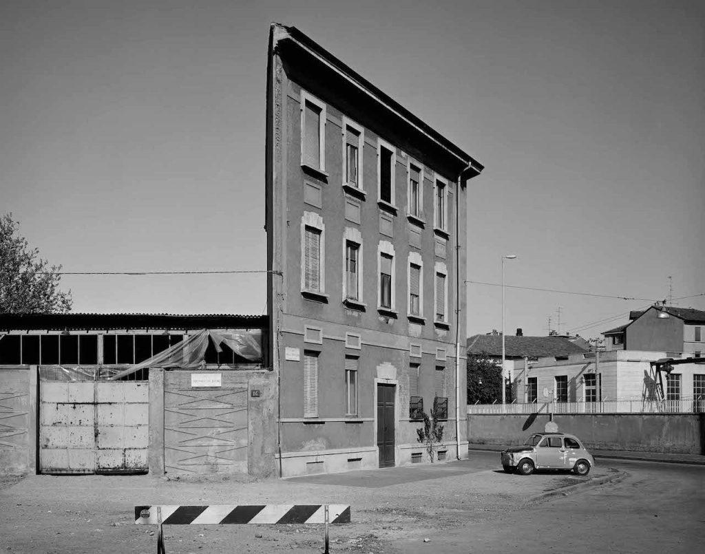 gabriele basilico Milano 1985