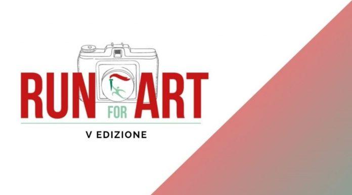 Run for art contest