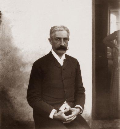 Giovanni Verga autoritratto 1887