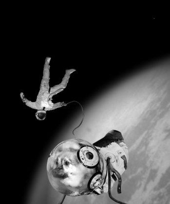 Joan Fontcuberta 1997 Sputnik chien