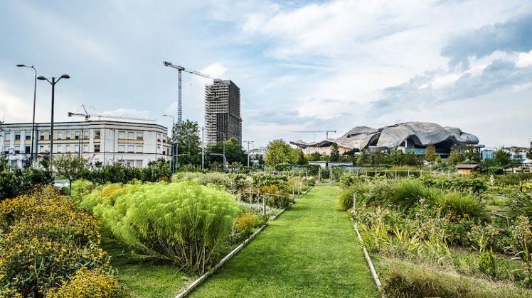 Lorenzo Terraneo City Life dalla collettiva Naturalità urbana