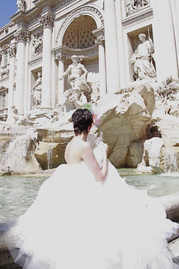 Maria Crispal Flight of Light in Roma 2010