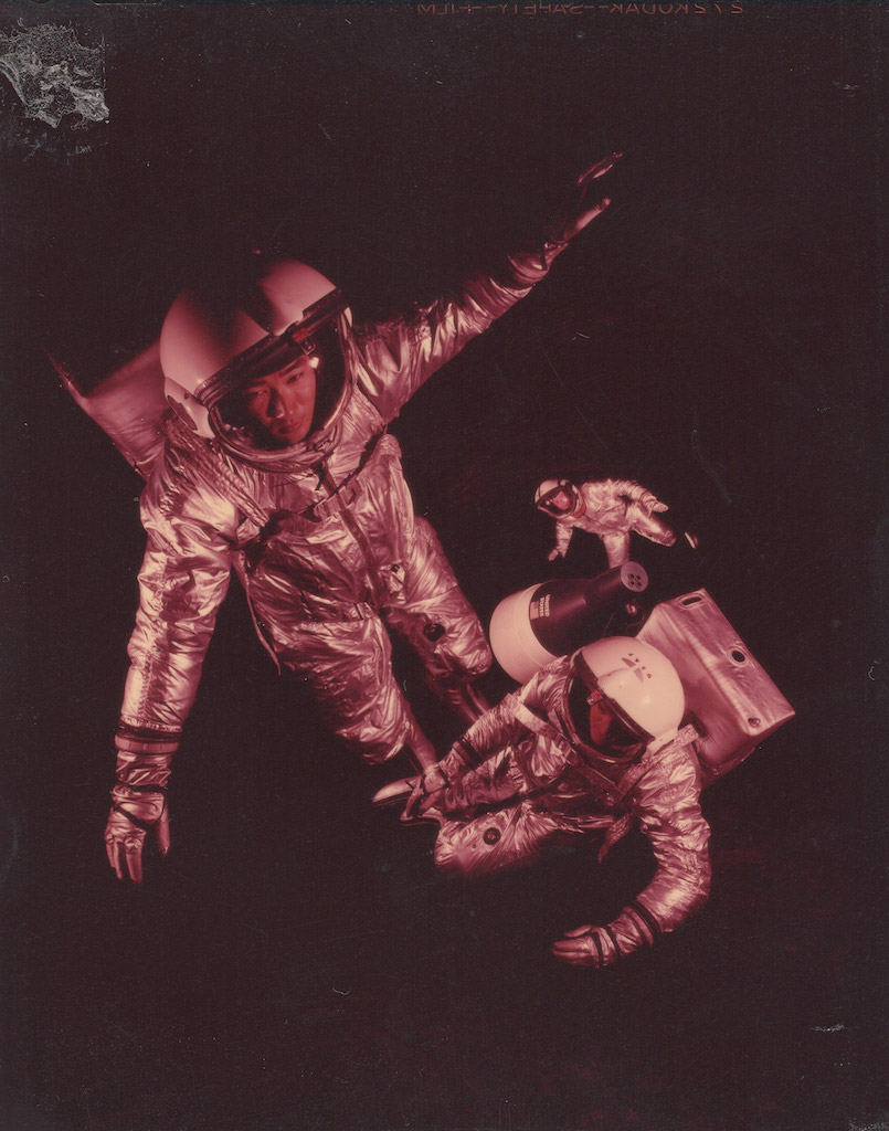 Nazario Dal Poz Astronauti telefotonasa