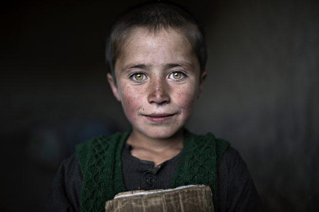 Robertino Radovix Giovane di etnia wakhi Corridoio del Wakhan Afghanistan