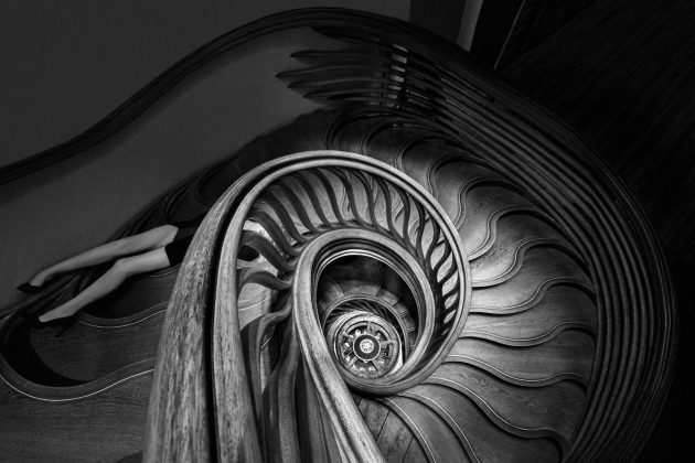 Angela Lo Priore Stairs Obsession#20 London 2019