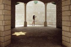 Giovanni Chiaramonte, Preghiera, Gerusalemme, 1988 © Giovanni Chiaramonte