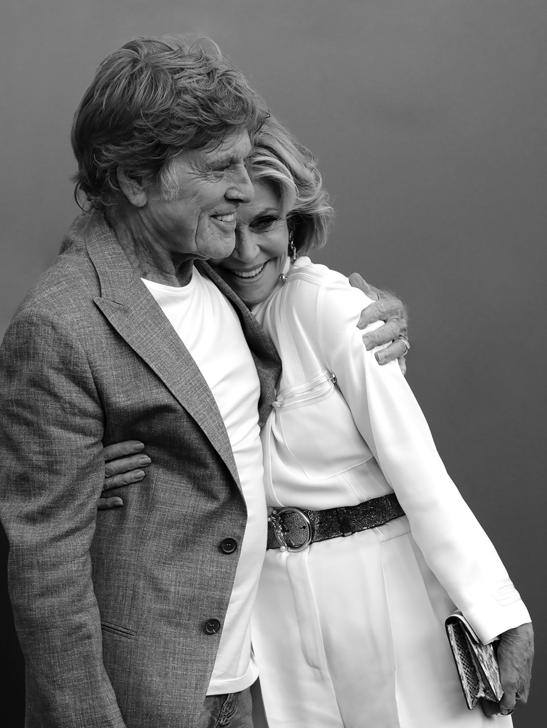 Mart Engelen, Robert Redford and Jane Fonda, Venice 2017, 2017, Hahnemuhle fine art print, 40x50cm, edition: No 3/10, Courtesy Suite 59 Gallery