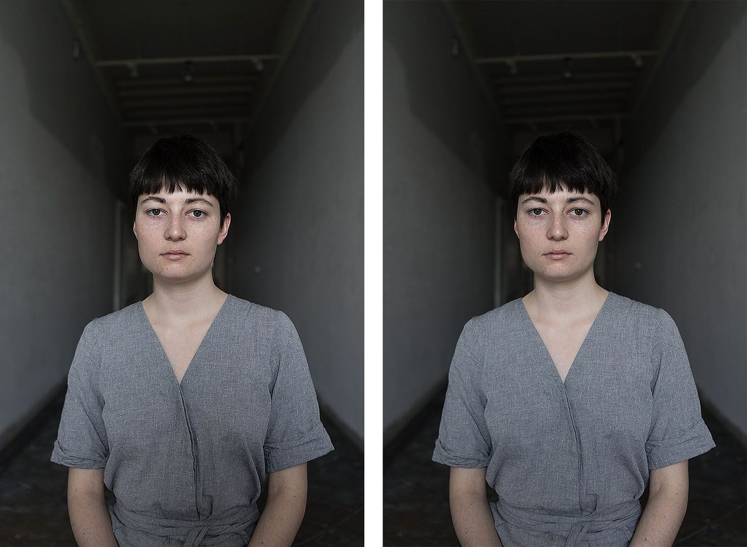 Kim Gihoon,Portrait of non identity,2016,photography, diytic, 66 x 100 cm, Courtesy Kim Gihoon